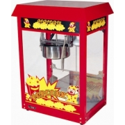 Аппарат для приготовления попкорна Starfood ET-POP6A-R/ZV