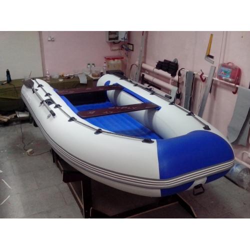 лодка аквилон 380