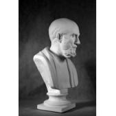 Учебное пособие гипсовая фигура - бюст Гиппократ